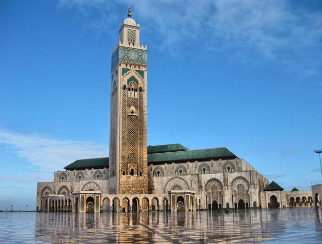 kazablanka - Fransız kültürüyle yoğrulmuş