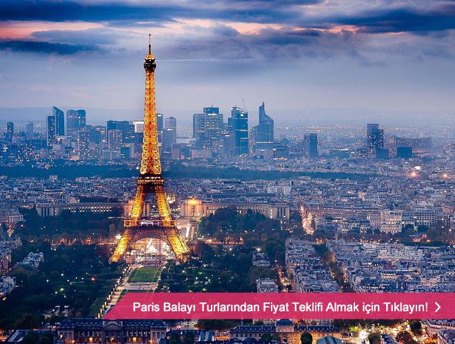 paris - Paris'te balayı