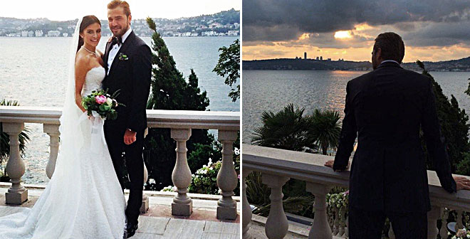 engin_neslisah_22 - Düğün mekanında Engin Altan ve Neslişah'ın düğün pozları