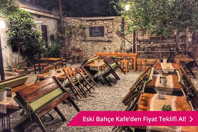 Eski Bahçe Kafe