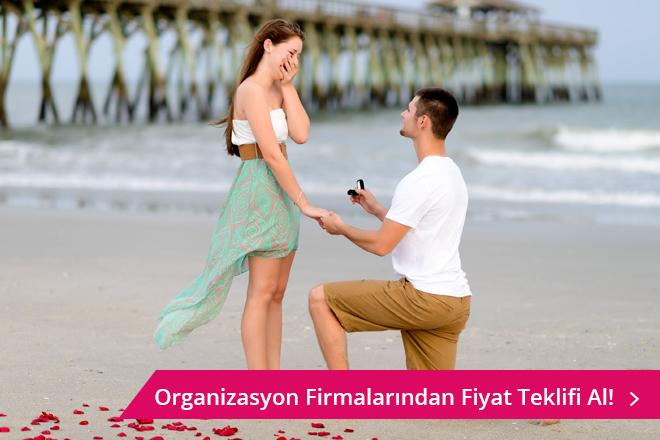 15 farklı sürpriz evlenme teklifi önerisi