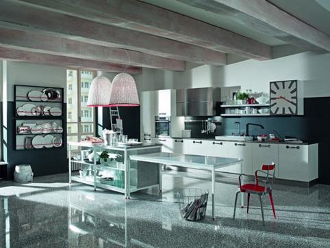 2(7) - ev dekorasyonunda mutfak seçimi