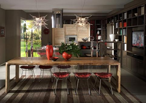 3(9) - ev dekorasyonunda mutfak seçimi