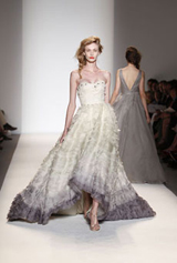 lela_rose - new york fashion week'ten çarpıcı gelinlikler