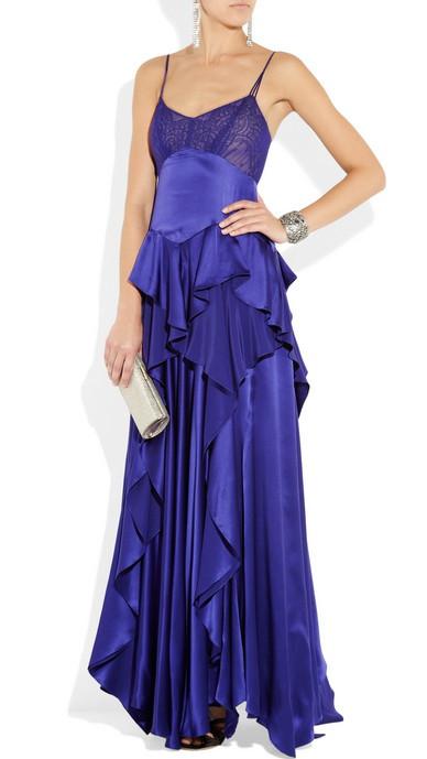 En Güzel Nişan Elbiseleri 3