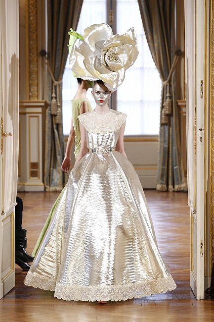 novias costura 05  a - paris moda haftası'ndan gelinlikler