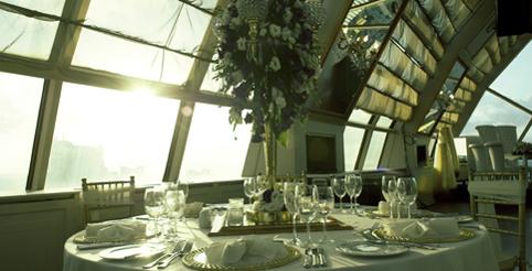 istanbul'un en yüksek düğün mekanıyla tanışın