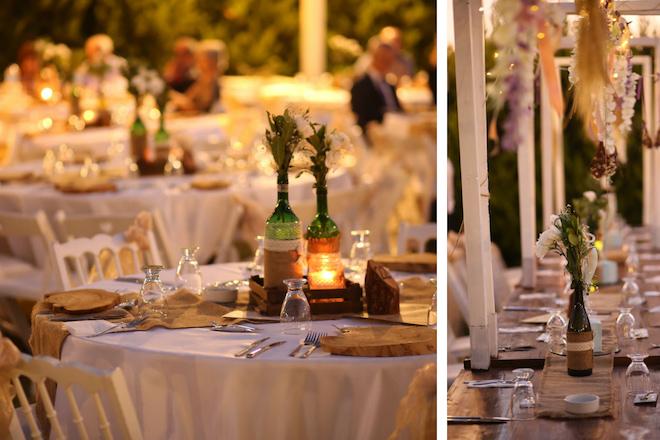 evinizin bahçesinde gibi hissettirecek bir mekan: violet wedding
