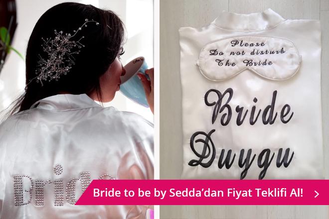 bride to be by sedda