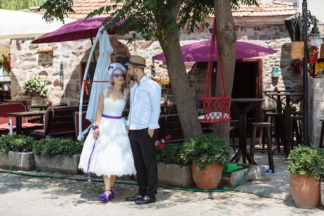 grnugaipqyyec6py - jet hızıyla evlendiler! düğün hazırlıkları sadece 1 ay sürdü: ece ve cumhur