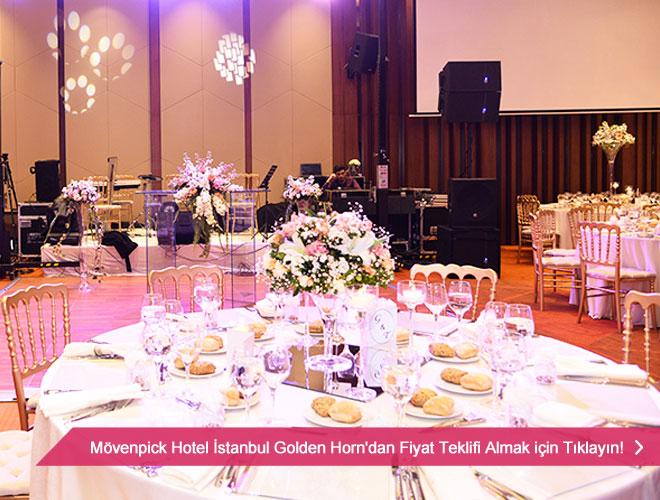 10 - Mövenpick Hotel İstanbul Golden Horn