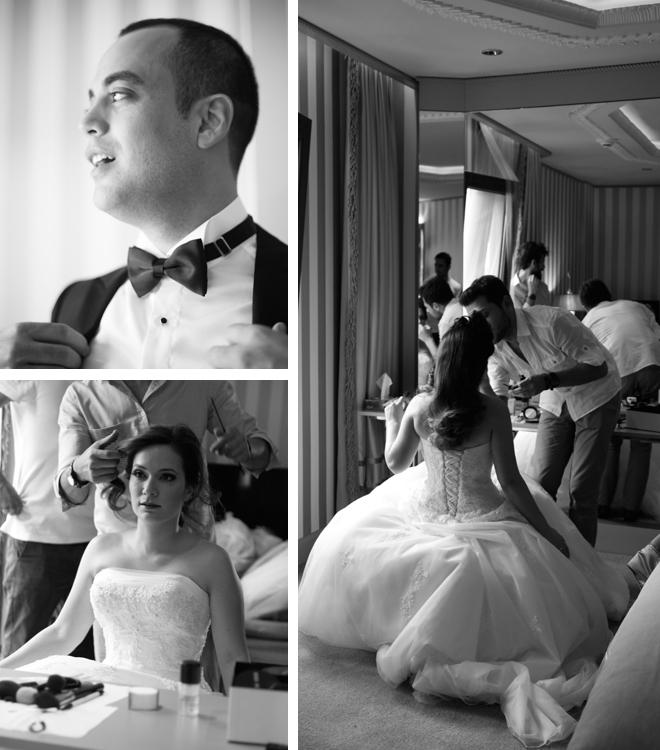 hazirlik 1 - Taner askere gideceği için evlilik tarihine kadar 2 sene zaman ayırdık.