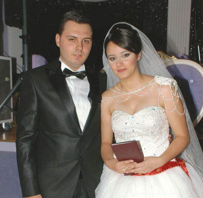 yepyeni gelin gigi düğün hazırlıklarını anlatıyor