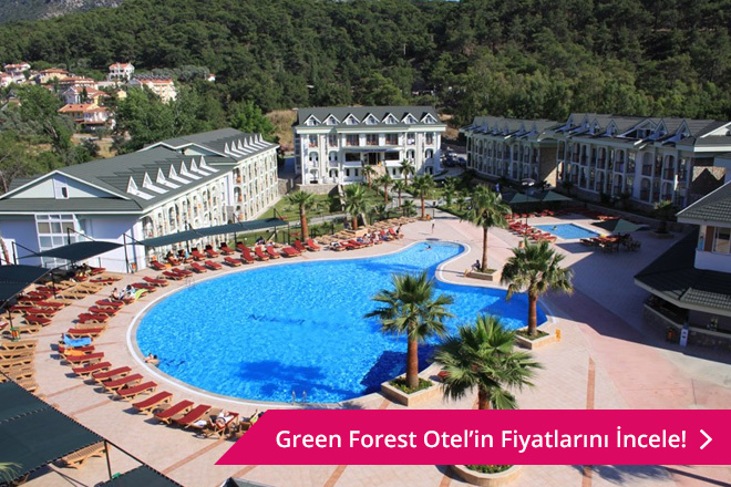 Green Forest Otel Fethiye