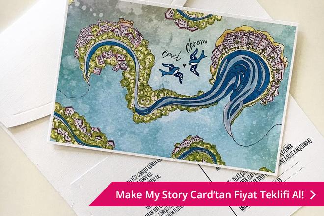 Make My Story Card