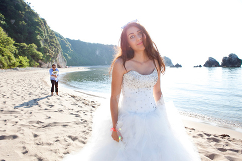 iki_hayat_bir_kare3 - trash the dress!