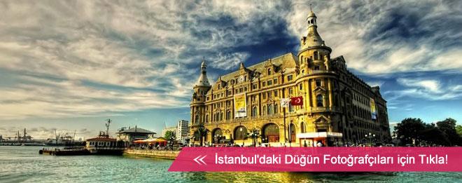 İstanbul'un profesyonel düğün fotoğrafçıları listesi