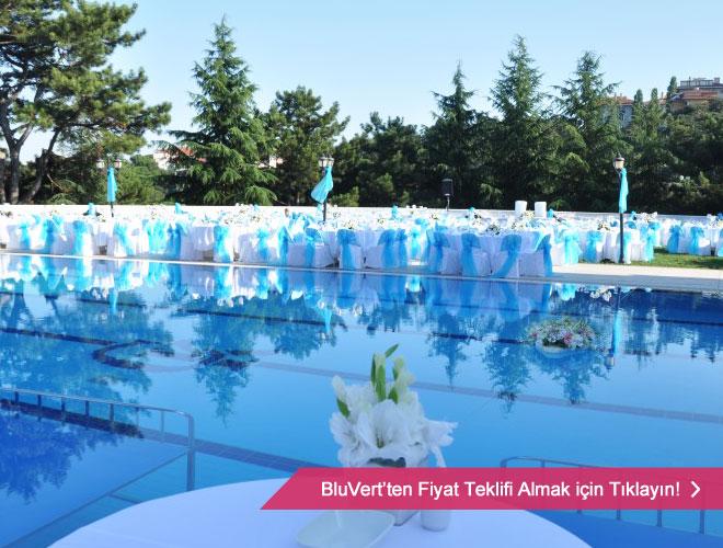bluevert_dugun - Havuz başı düğün mekanlarından Bluvert