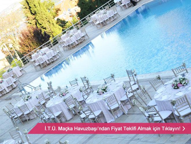 macka_havuzbasi_dugun - Havuz başı düğün mekanlarından İTÜ Maçka mekan örneği