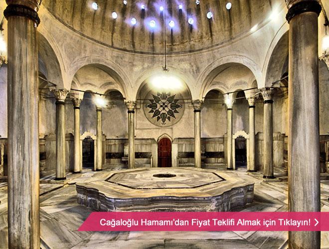 cagaloglu_hamami - Cağaloğlu Gelin Hamamı göbek taşından bir görünüm