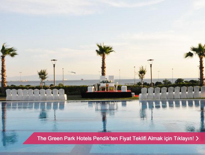 green_park_hotel_pendik - Deniz ve adalar manzaralı düğün mekanı