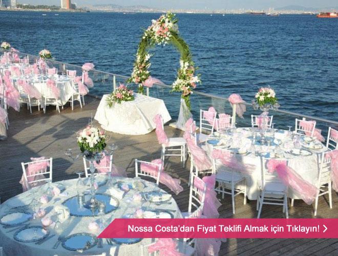 nosta_costa - Denize sıfır düğün mekanı Nosta Costa