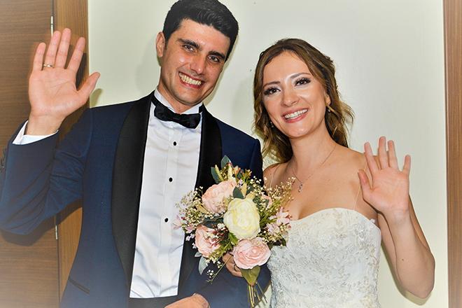 ilk anda evleneceklerini anlamışlardı: gözde ve sinan