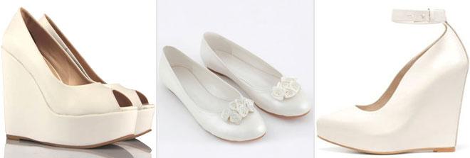 ayakkabi - kır düğünleri için 7 stil Önerisi