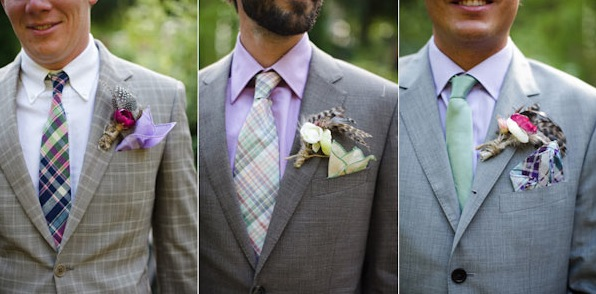 damatlik - kır düğünleri için 7 stil Önerisi