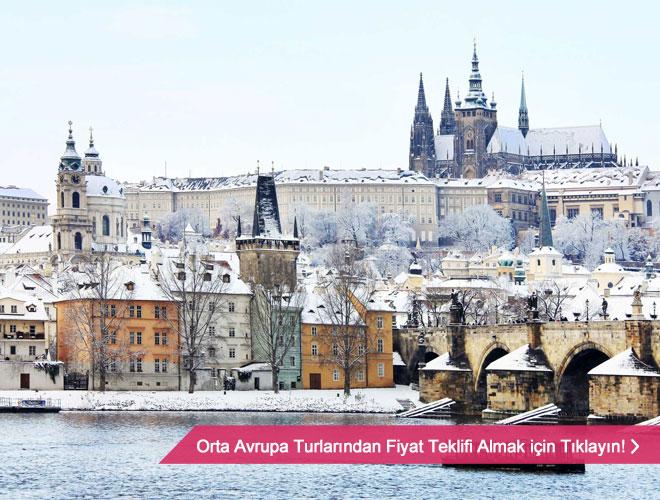 Prag, Viyana ve Budapeşte şehirleri