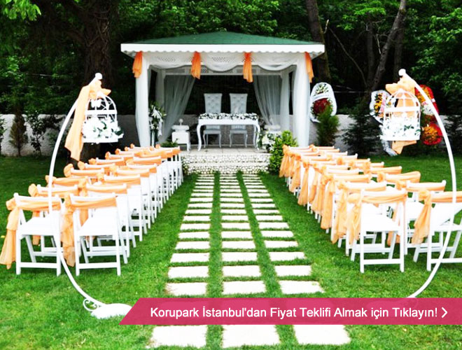 korupark_14 11 - Bahçeköy kır düğünü mekanı Korupark