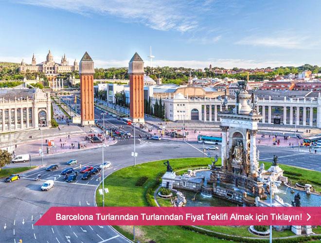 barcelona - Avrupa'nın en güzel parkları