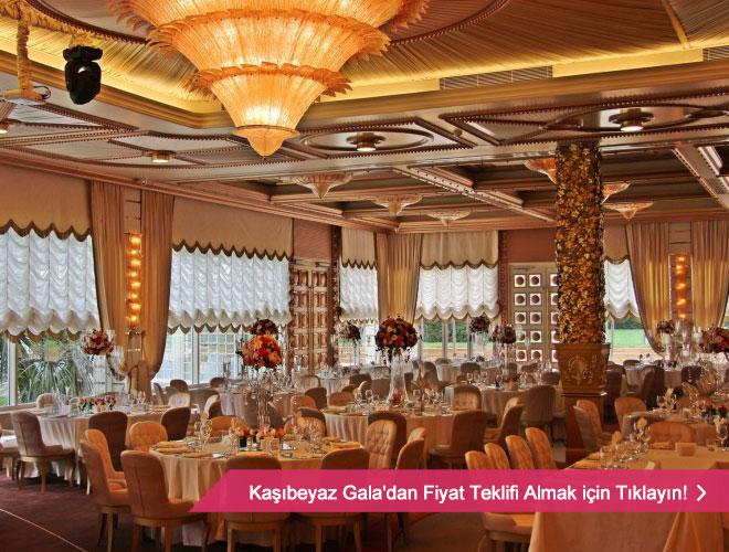Düğün mekanları İstanbul