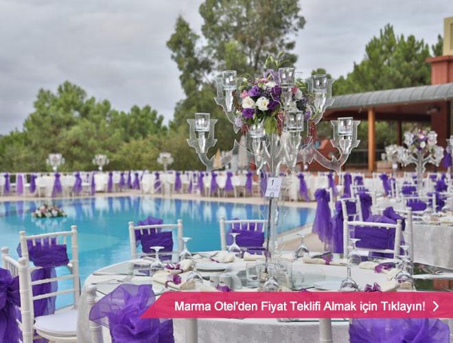 Marma Otel düğün