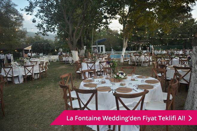 La Fontaine Wedding