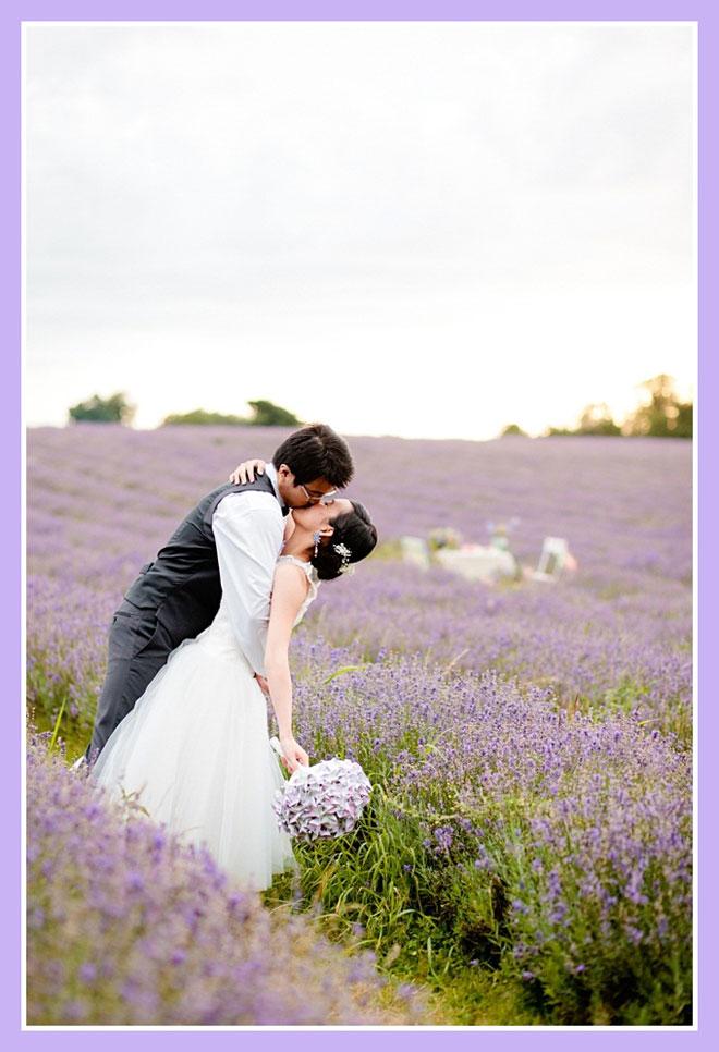 9 - lavanta kokulu bahar düğünleri