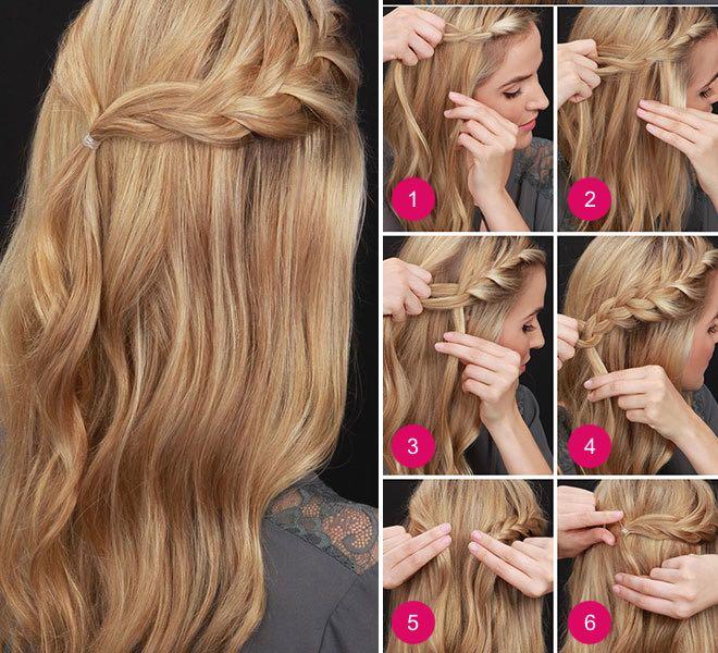 mecddxchmtlxkfx7 - Çabasız güzellik için sabah evden Çıkarken yardımınıza koşacak 11 pratik saç modeli!