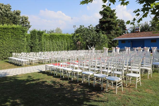 bursa'da samimi bir düğün mekanı: şeke kır bahçesi