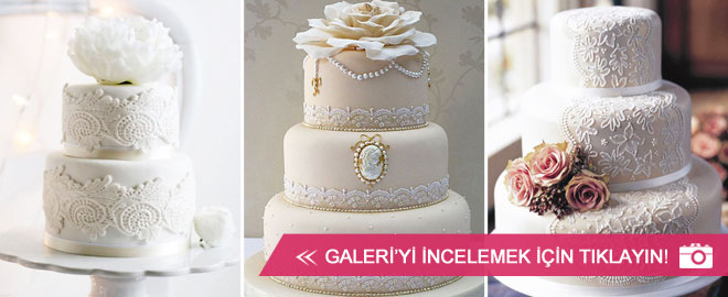 danteller düğün pastasında