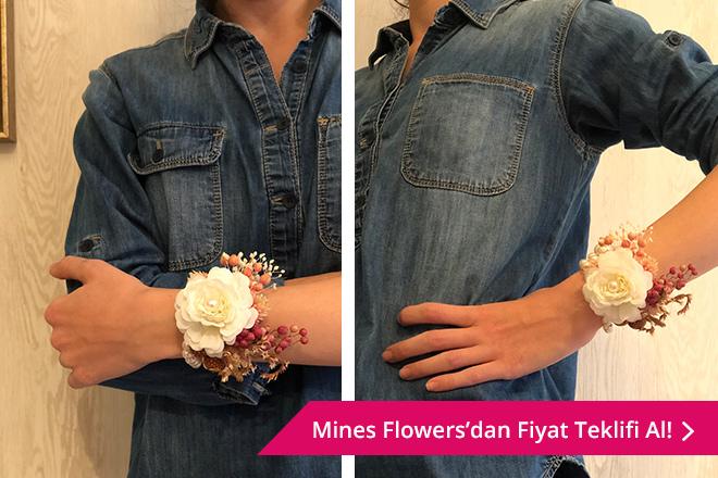 mines flowers