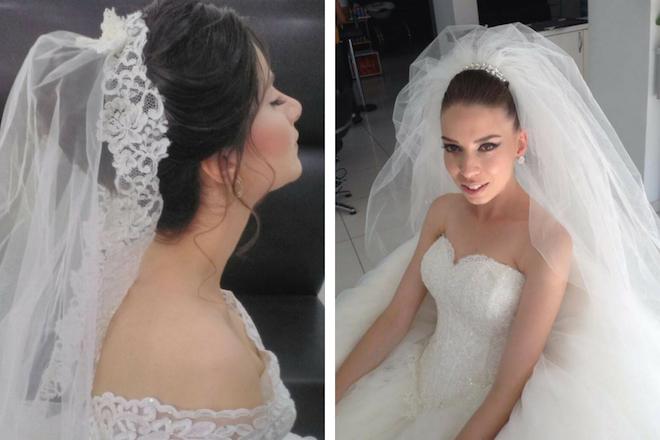 düğün gününü riske atmayan bir özen: hanifi kuaför