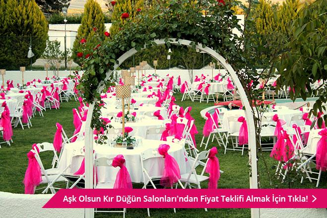 bu havalara güven olmaz: açık ve kapalı alana sahip izmir düğün salonları