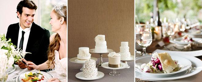 ne_yesek_yedirsek - Restaurantta düğün yapacaklara düğün pastası önerileri ve menü seçenekleri