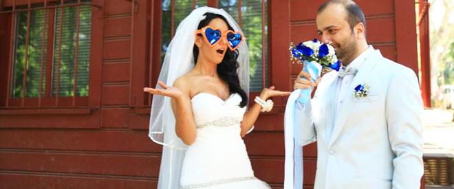 4 - şans eseri tanıştılar, aşk evliliği yaptılar: nilay & osman