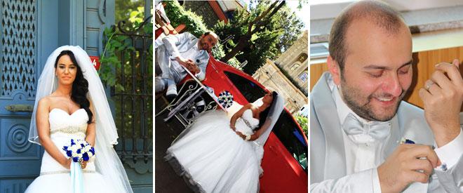 8 - şans eseri tanıştılar, aşk evliliği yaptılar: nilay & osman