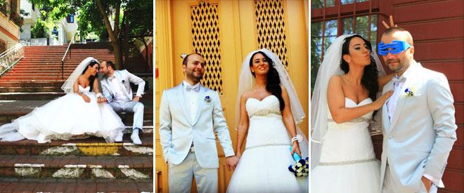nilayy - şans eseri tanıştılar, aşk evliliği yaptılar: nilay & osman
