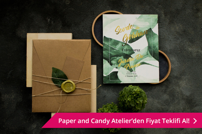Paper and Candy Atelier