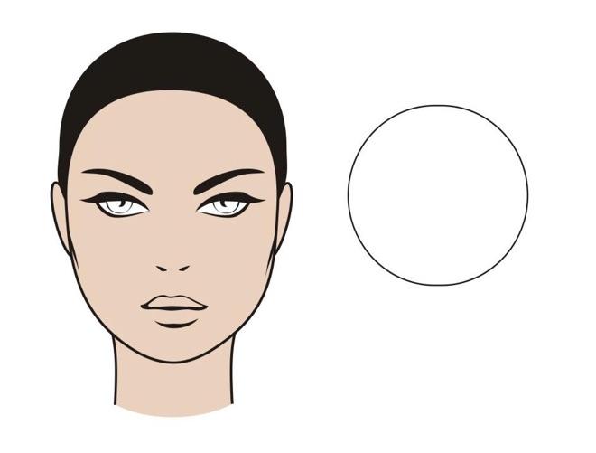 ondftmvkqaclvwq7 - yuvarlak yüz tipine uygun gelin saçı modelleri