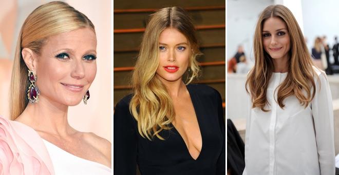 oval yüz şekline uygun gelin saçı modelleri