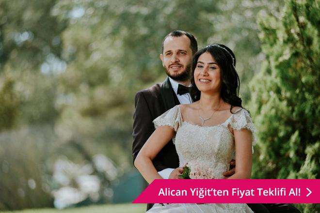 Alican Yiğit Düğün Fotoğrafçısı